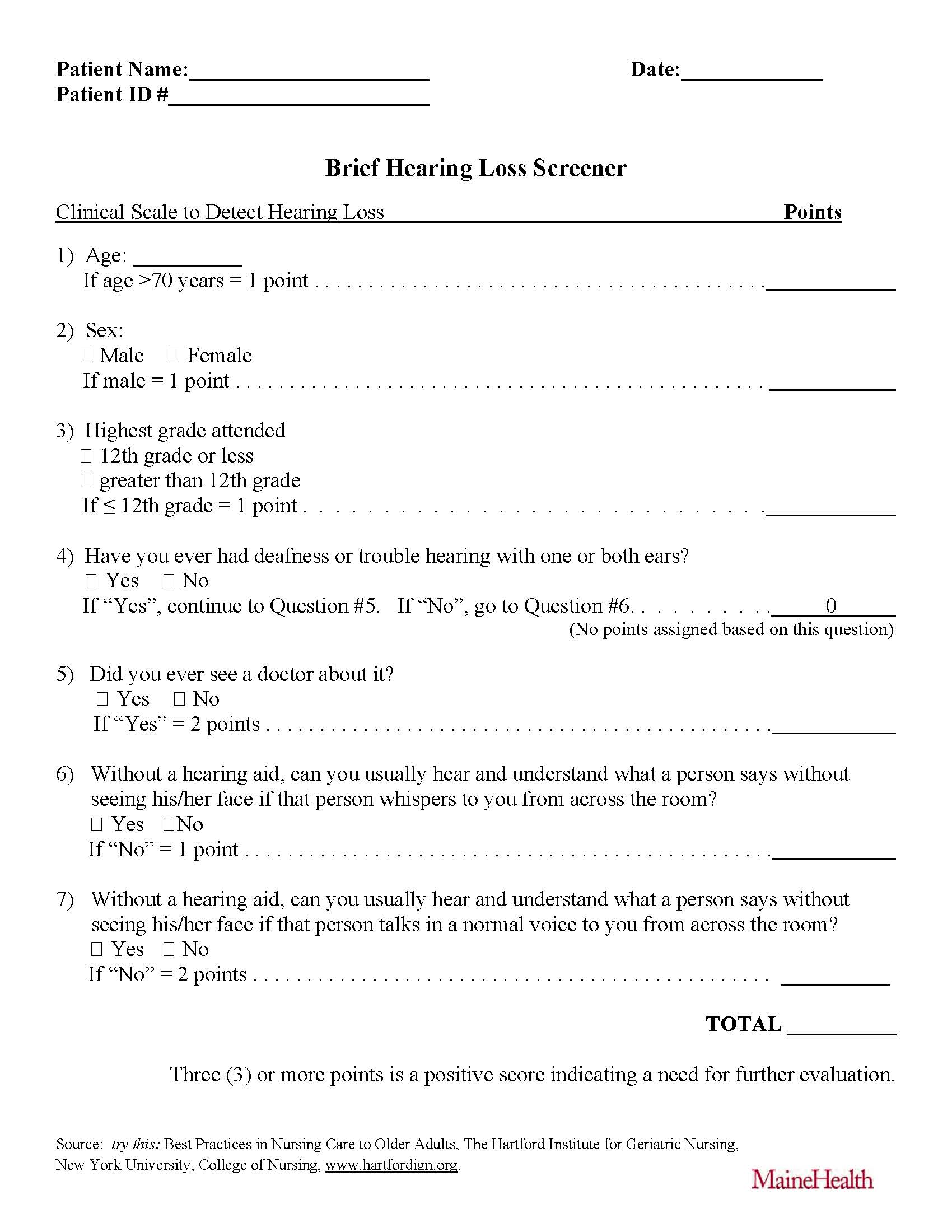 Pages from 33. Brief Hearing Loss Screener