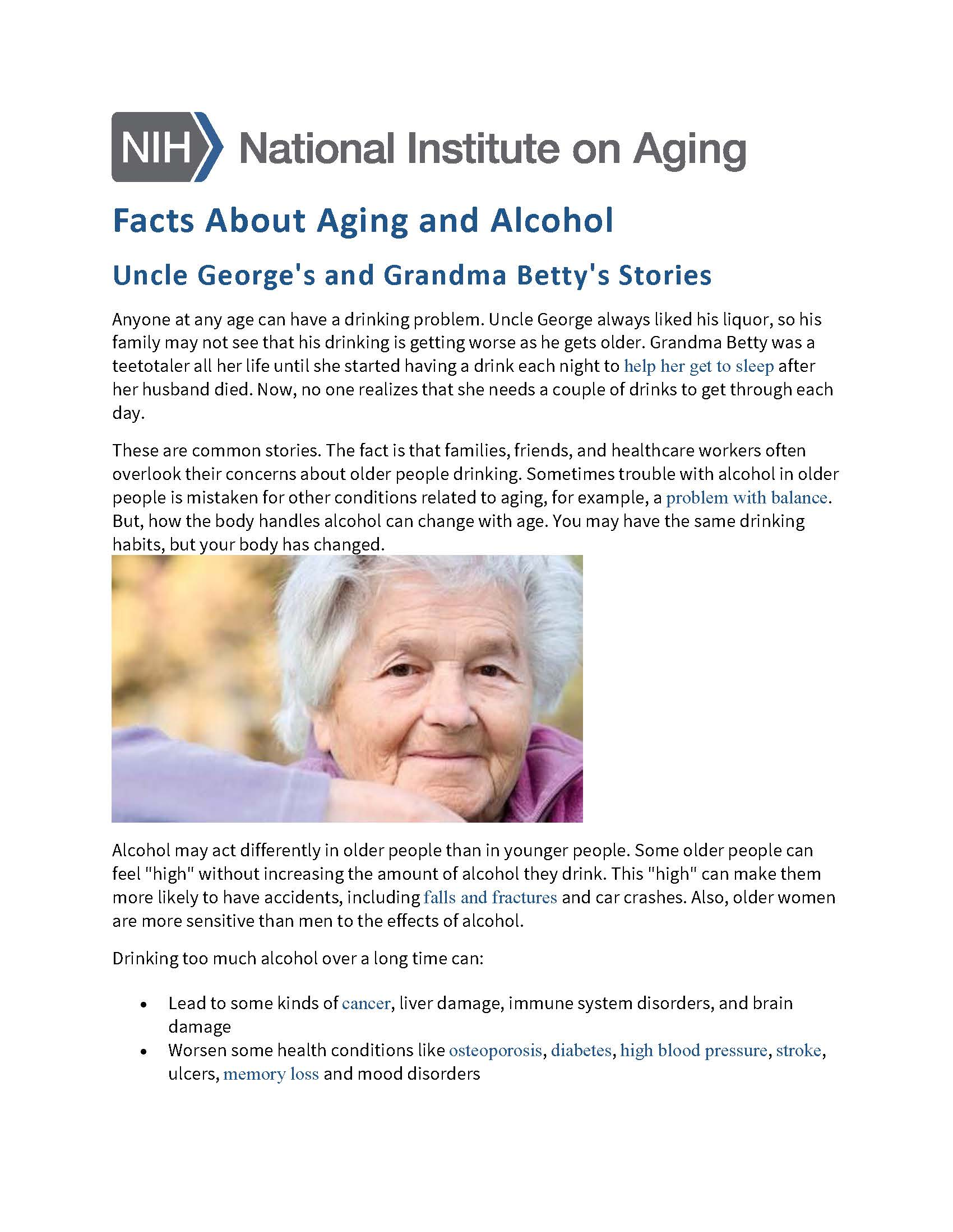 Pages from 51. Facts About Aging and Alcohol